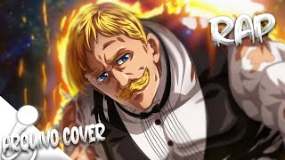 Rap do Escanor (Nanatsu no Taizai) | Arquivo Cover ft. David Black