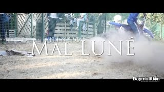 "Ninho - "" Mal Luné "" Freestyle - Daymolition"