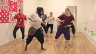 P square - Alingo by Jungle fever® dance