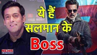 Salman Khan के Boss हैं Anil Kapoor, Race 3 का New Poster
