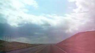 driving in wyoming