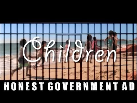 Honest Government Advert | Youth incarceration