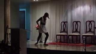 Dança: Mesmo sem entender - Erlany Melo (Thalles Roberto)