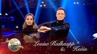 Louise Redknapp & Kevin Clifton Paso Doble to 'Explosive' by Bond - Strictly 2016: Blackpool