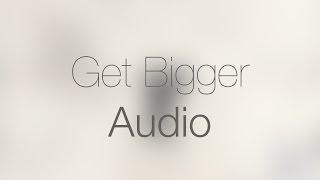 NxWorries (Anderson .Paak & Knxwledge) - Get Bigger - Audio