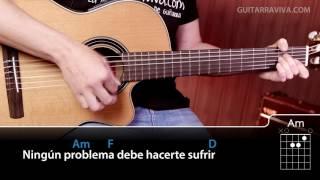 Hakuna Matata Acordes para guitarra