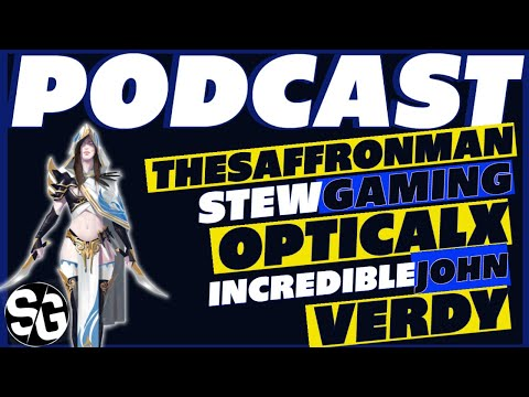RAID SHADOW LEGENDS | PODCAST #6 THESAFFRONMAN, OPTICALX, INCREDIBLE JOHN & VERDY