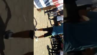 La pelea en el instituto victor manuel soto gutierrez - chichigalpa al frente de la licoreria