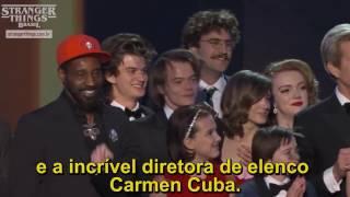 Discurso de David Harbour no SAG Awards 2017 │ Legendado Pela Stranger Things Brasil