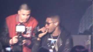 Usher Feat Rick Ross - Lemme See / Chicago Big Jam 2012