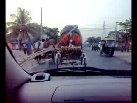 Ashulia road