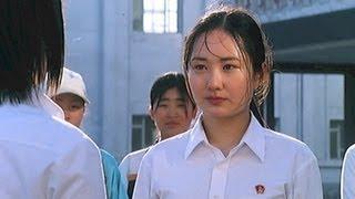 How North Korean Girls Settle a Dispute