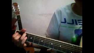Mariposa-Los bunkers(Cover Guitarra)