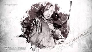 """2016: Shinsuke Nakamura 1st and NEW WWE Theme Song - """"The Rising Sun"""" (Full) with download link"""