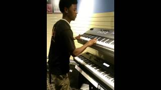 TI ft. Young Thug -About The Money Piano Cover