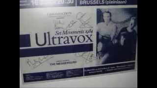 Ultravox - Man Of Two Worlds - Live In Brighton 27.05.84 / Pejman