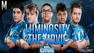 CS:GO - Luminosity The movie