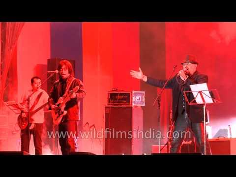 SOULS: Bangladesh's rock band, performing in India