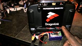 Dragonlink Install on Walkera Devention Devo Tx / Long Range UHF System For Fpv