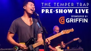 The Temper Trap - Never Again - Live at Lightning 100