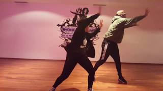 SOMETHING NEW || WIZ KHALIFA FEAT  TY DOLLA SIGN || BURCU ARSLAN CHOREOGRAPHY