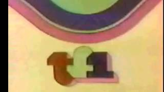 "TF1 Generique French TV Claude PERRAUDIN (1976) ""Scoop"""
