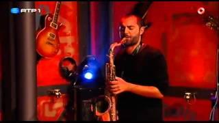 """PRIMITIVE REASON """"Seven Fingered Friend"""" - Luís Filipe Borges - 5 Para a Meia Noite"""