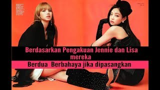 Jennie dan Lisa BLACKPINK Ngaku Bahwa Mereka Berdua Tidak Baik Jika Bersama dalam Hal Ini