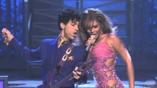 Prince&Beyonce Purple Rain Acoustic(Voice Official)Grammy 2016