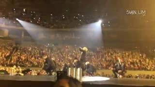[Fancam] 160730 | 화양연화 | BTS EPILOGUE IN MANILA – DOPE