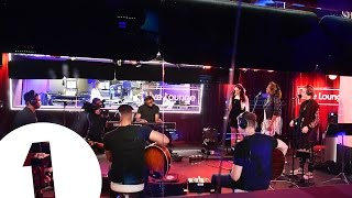 Jess Glynne covers James Bay's Let It Go in the Live Lounge