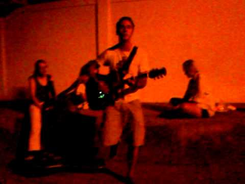 Ometepe Island, Nicaragua Hostel: Cooler Than Me (Acoustic Cover)
