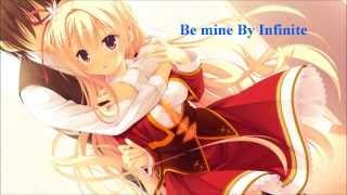 Nightcore - Be mine by Infinite