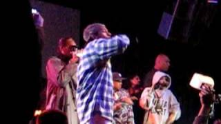 """Snoop Dogg + The Game """"Gin and Juice"""" live in L.A. 2009"""