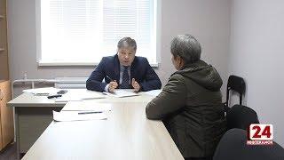 С проблемами нефтекамцы спешат к Рифату Шайхутдинову