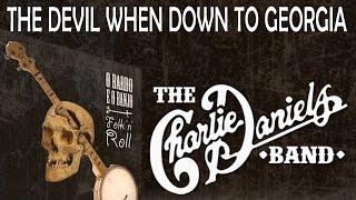 O Bardo e o Banjo - The Devil Went Down to Georgia (Charlie Daniel's Band Cover Bluegrass)