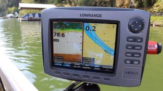 How to record Lowrance HDS Sonar Logs for Navionics SonarCharts