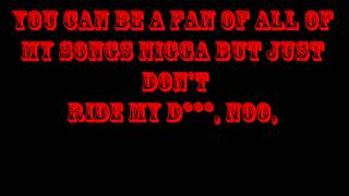 Hopsin - Hop Madness (Lyrics On Screen)
