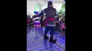 Show Infantil Frozen Kristoff y Olaf