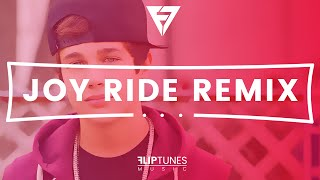 Bobby Brackins Ft. Austin Mahone | Joy Ride Remix | RnBass 2016 | FlipTunesMusic™