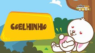 Canções Infantis - Animazoo - Coelhinho