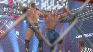 Extreme Rules 2011 - John Cena vs. John Morrison vs. The Miz