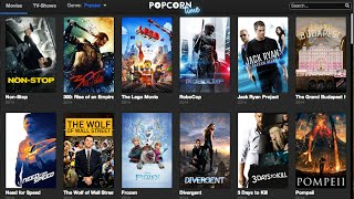 Popcorn Time - Watch Movies/TV-Shows [HD/FullHD]