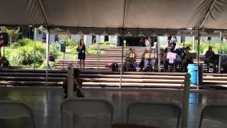 Fly Me to the Moon - Jazz Propulsion Band, Holly Bender (vocals), 6/20/14