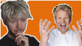 If Gordon Ramsay was your Dad