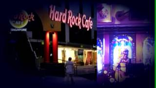 Let Her Go (Passenger) - Cover by Nath @HardRock Singapore