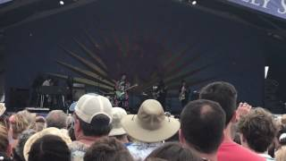Alabama Shakes - Guess Who - Live at Jazz Fest 4/29/2017