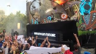 Tomorrowland 2015 Saturday 25-07-2015 - Brennan Heart (Q-Dance stage) Imaginary
