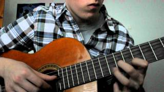 Nujabes-Lady Brown (Acoustic Guitar Cover)