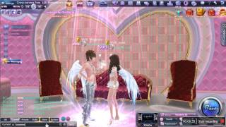 [Touch! 3D K-Pop Game] Romeokun & Lovette Wedding
